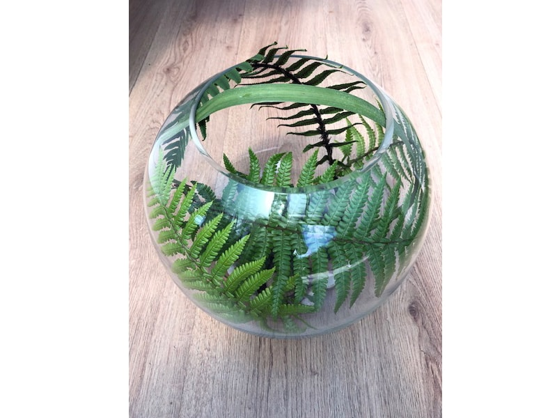 Stylish Globe of foliage